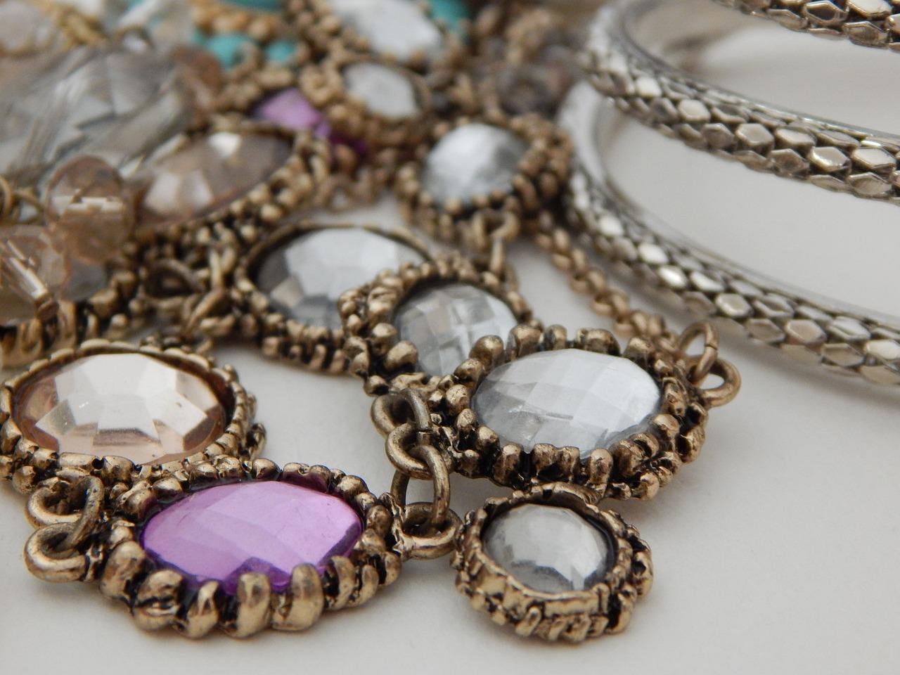 Jewelry Necklace Bracelet - Free photo on Pixabay