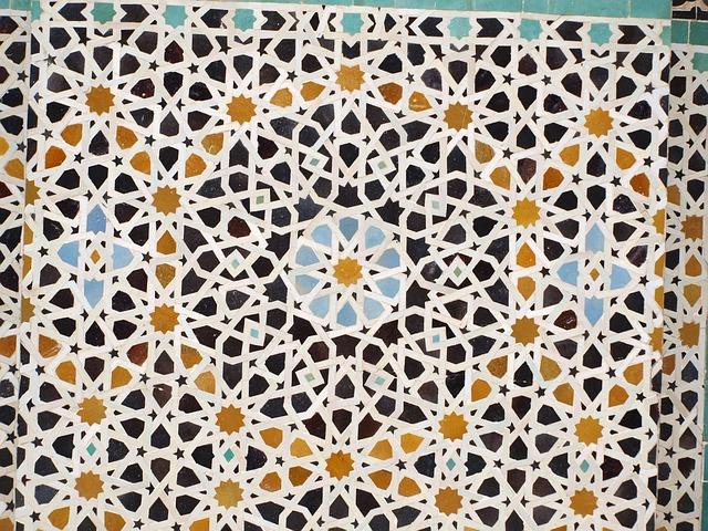 Mosaic Tiles Arab 183 Free Photo On Pixabay