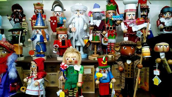 Nutcracker, Christmas, Collection
