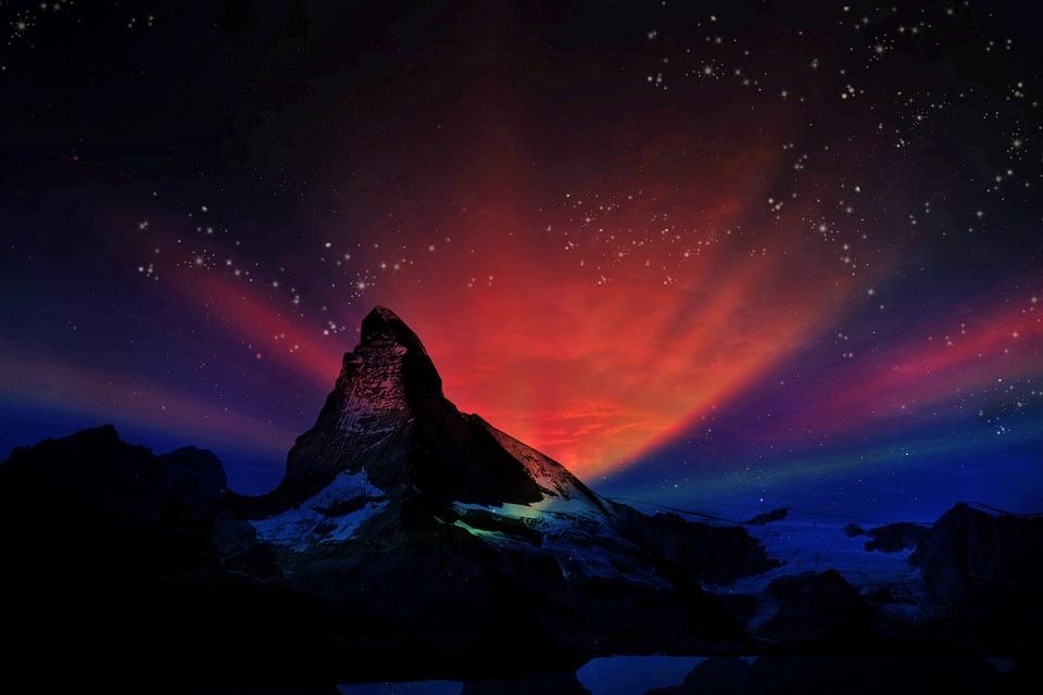 Free Photo Matterhorn Swiss Fantasy Free Image On