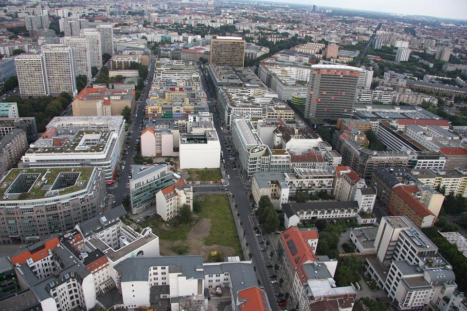 Berlin, Berlin-Kreuzberg, Berlin-Mitte