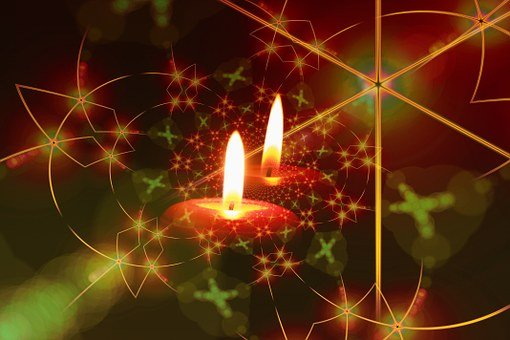 Svíčky, Vánoce, Advent, Světlo, Příchod
