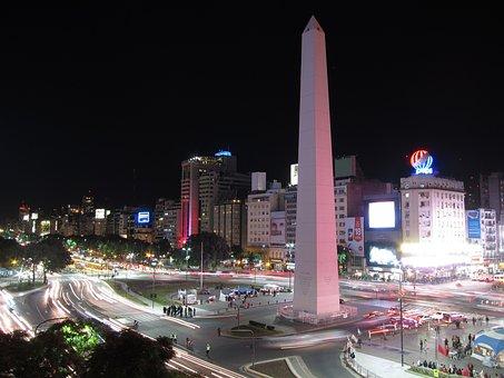 Buenos Aires, Argentina, Obelisco
