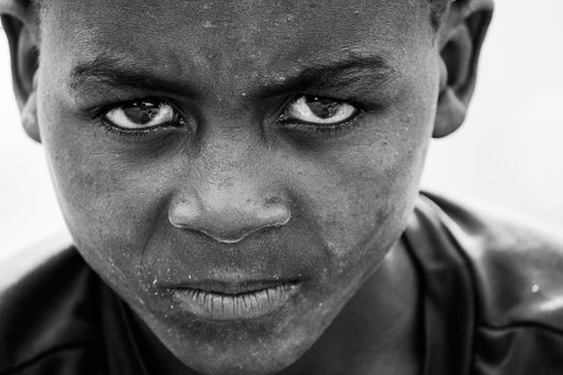 Boy, African, Africa, Child, Portrait