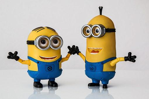 Dancing Dave Minion, Minion Tim