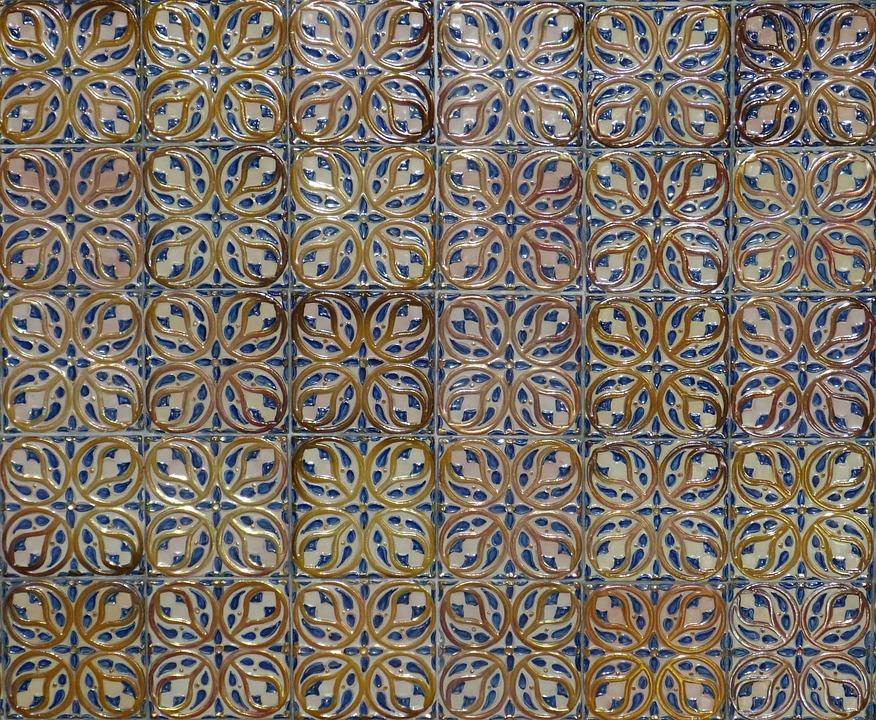 Ceramic Tile Mosaic Free Photo On Pixabay