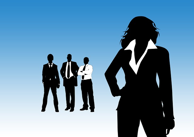 Free Illustration Executive Businesswoman Free Image