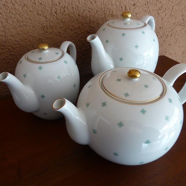 Kostenloses Foto: Porzellan, Geschirr, Kaffeekanne - Kostenloses Bild auf Pixabay - 512190