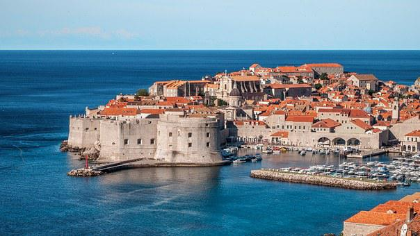 Dubrovnik, Croatia, Kings Landing, City