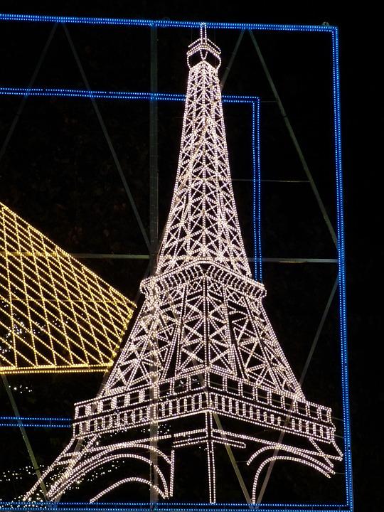 Free photo: Eiffel Tower, Tower, Lighting - Free Image on Pixabay ...