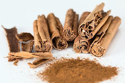 Cinnamon Stick Cinnamon Powder Spice Flavo