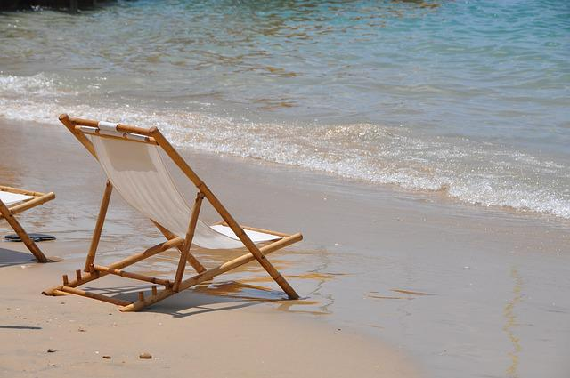 Chair Sea Shore 183 Free Photo On Pixabay
