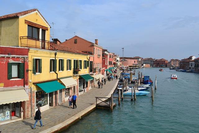 Photo Gratuite Venise 206 Le De Murano Italie Image