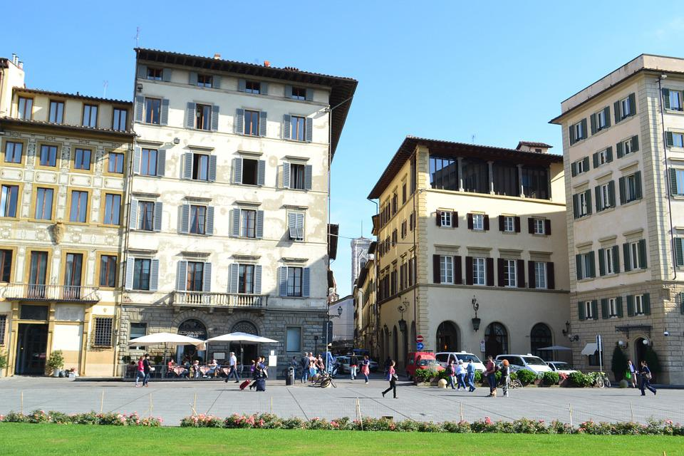 Free Photo Florence Italy Place Houses Free Image On