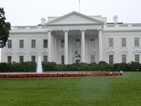 White House, Usa, United States, America