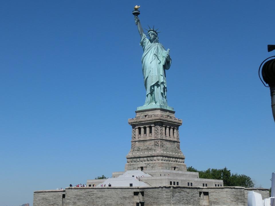 statue of liberty 1080p hd