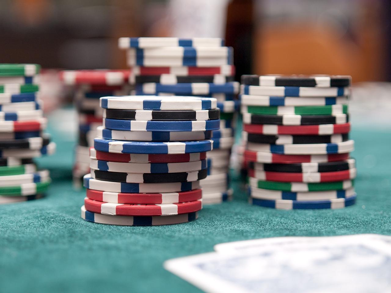 Tokens van casino voor gokautomaten en online casino spellen