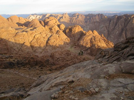 Sinai, Saint Catherine, Mountain, Egypt