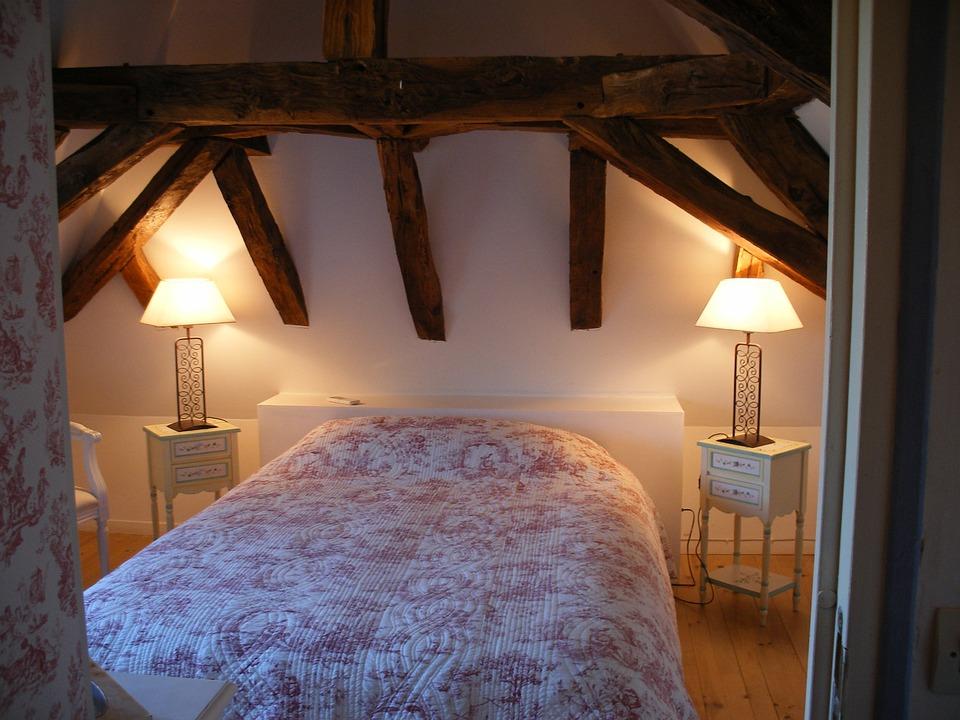 Schlafzimmer Rustikal Traufe · Kostenloses Foto auf Pixabay