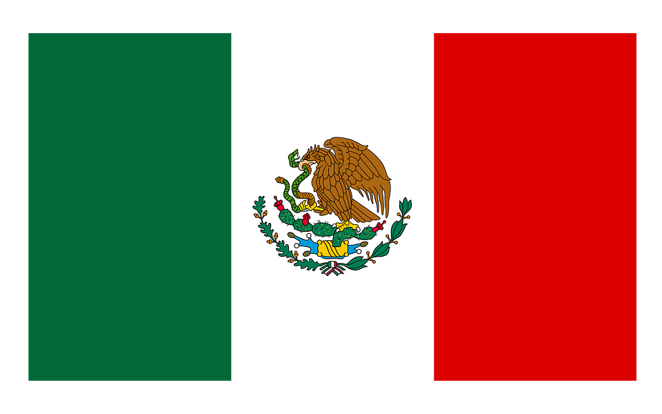 Mexico White Green Free Image On Pixabay