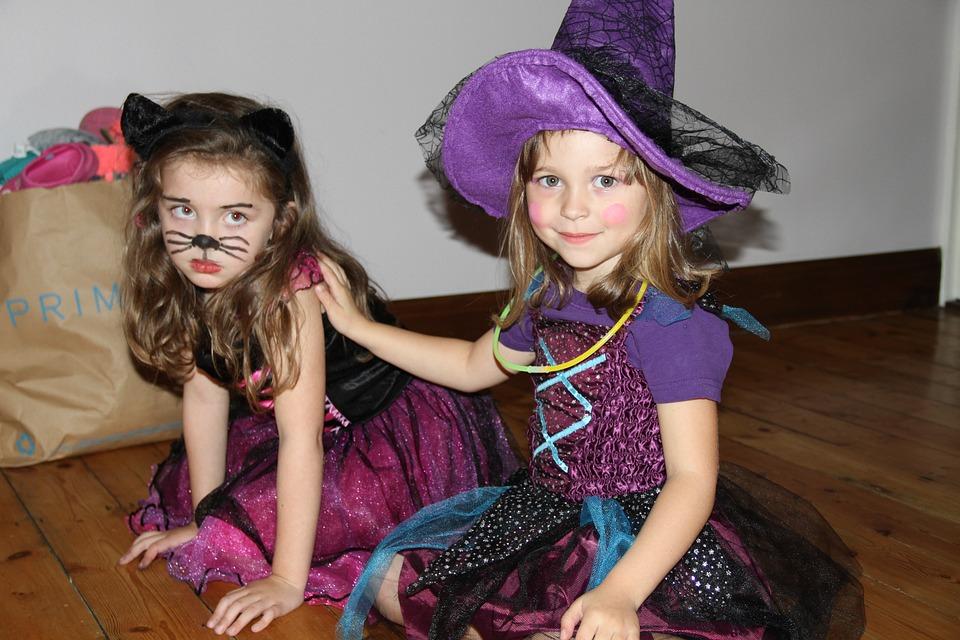 Halloween Kostüm Yüz Boyama Pixabayde ücretsiz Fotoğraf