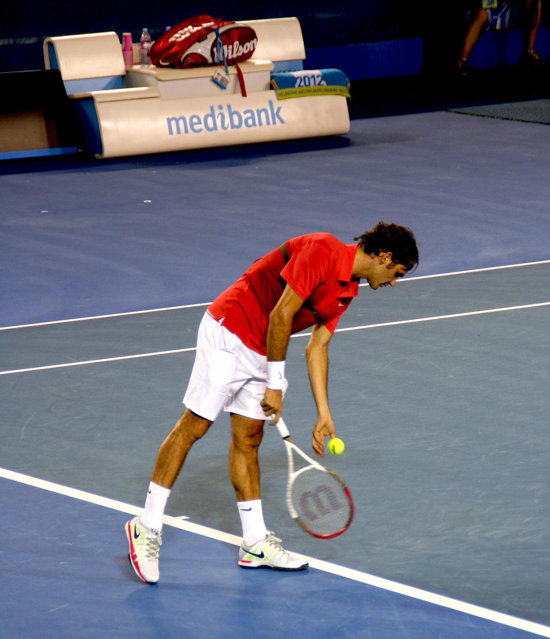 Roger フェデラー テニス Tennispieler Pixabayの無料写真