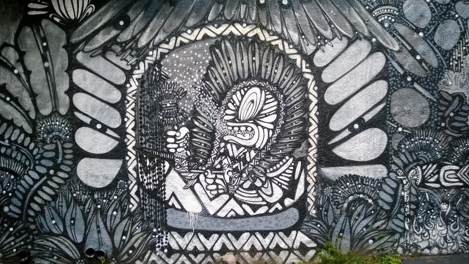 Streetart Street Art Urban Intervention Hand Drawn