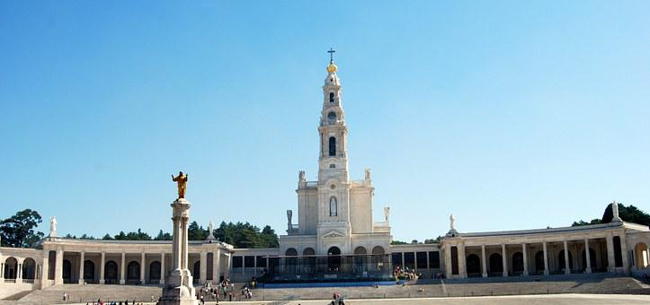 Fatima, Santuario, Portugal