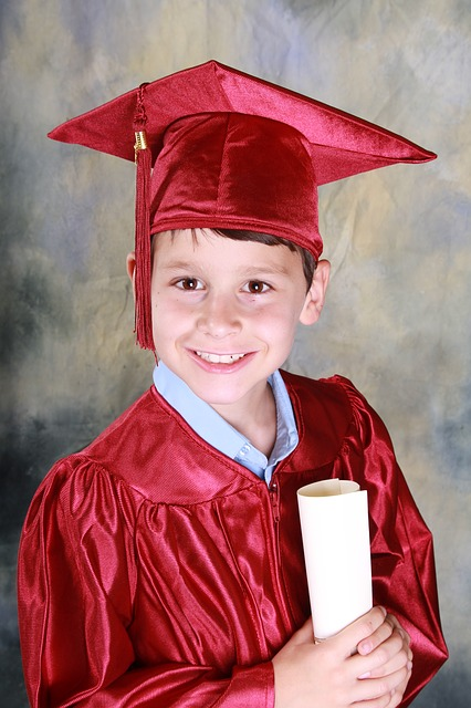 Graduation Kindergarten · Free photo on Pixabay