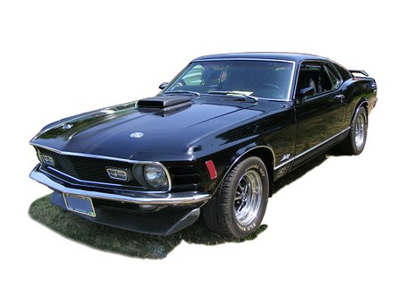 Ford Mustang Muscle Car Ford Mustang 1970