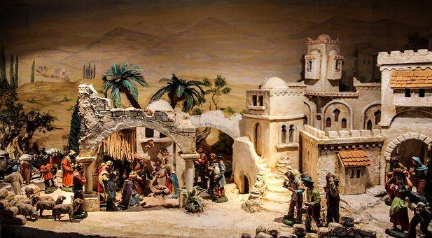 Santons et crèches de Noël  - Page 4 Nativity-scene-522516__340