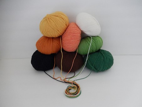 Yarn, Wool, Ball, Crochet, Knitting