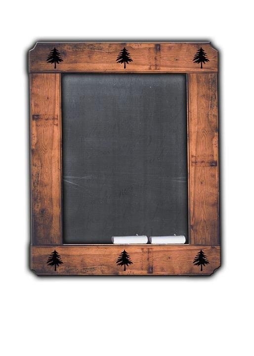 photo gratuite tableau noir craie rustique image. Black Bedroom Furniture Sets. Home Design Ideas