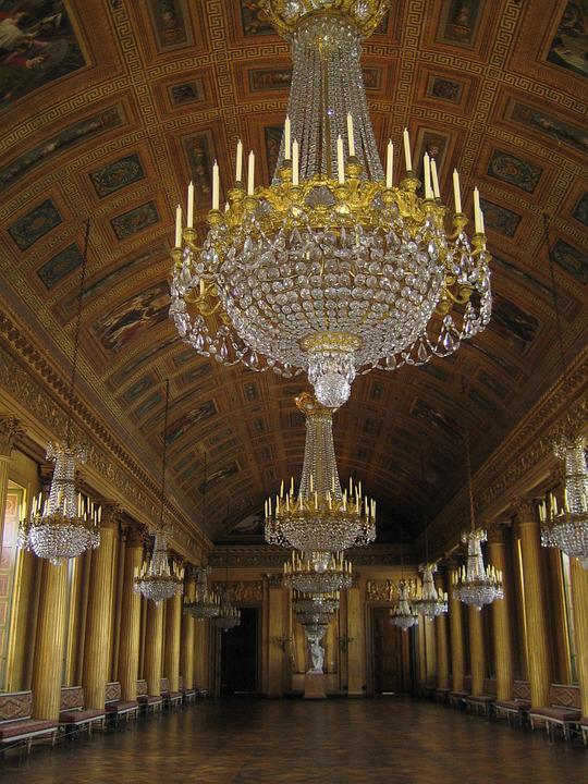 Free photo chandelier royal palace compigne free image on chandelier royal palace compigne ballroom mozeypictures Gallery