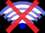offline, disconnected, wifi