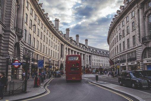 London, Regent Street, England, Street