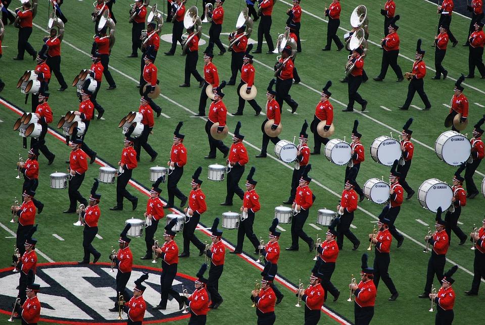 Band Marching Drum - Free photo on Pixabay