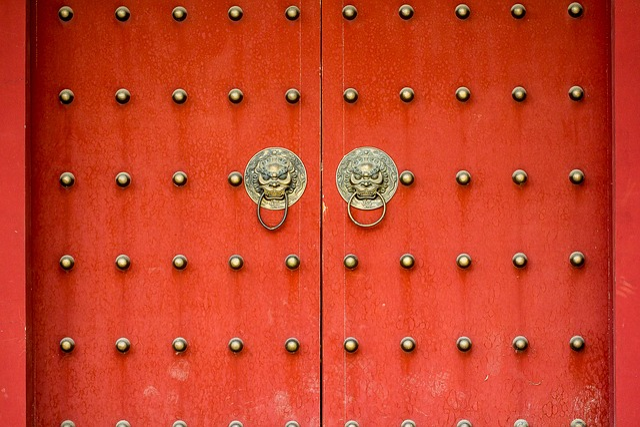 Door Ye Xian Tower Chinese · Free Photo On Pixabay
