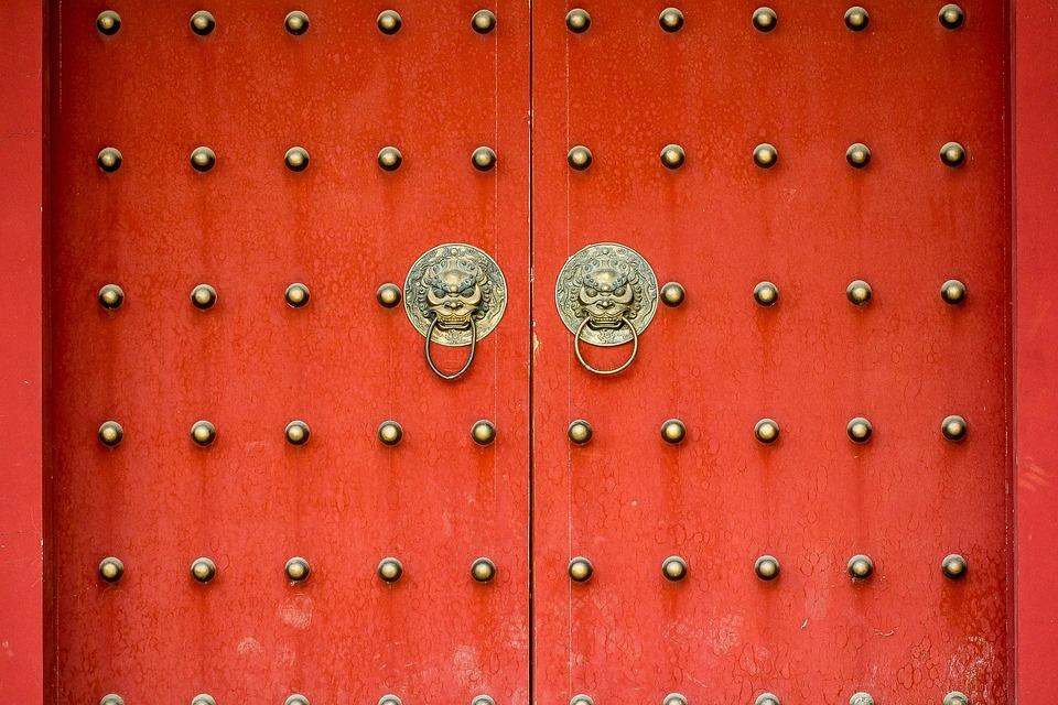 door ye xian tower chinese style & Door Ye Xian Tower Chinese · Free photo on Pixabay