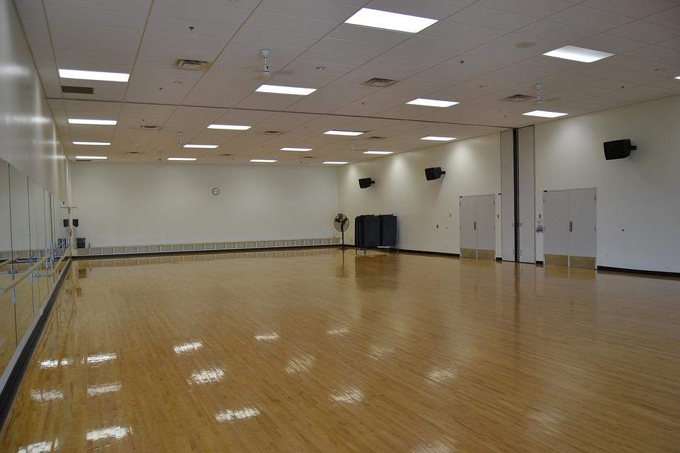 ジム スポーツ ホール スタジオ ダンス - Pixabayの無料写真