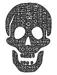 skull, despair, frustration