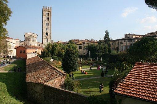 5 bezaubernde Städte in der Toscana - Geheimtipp Lucca