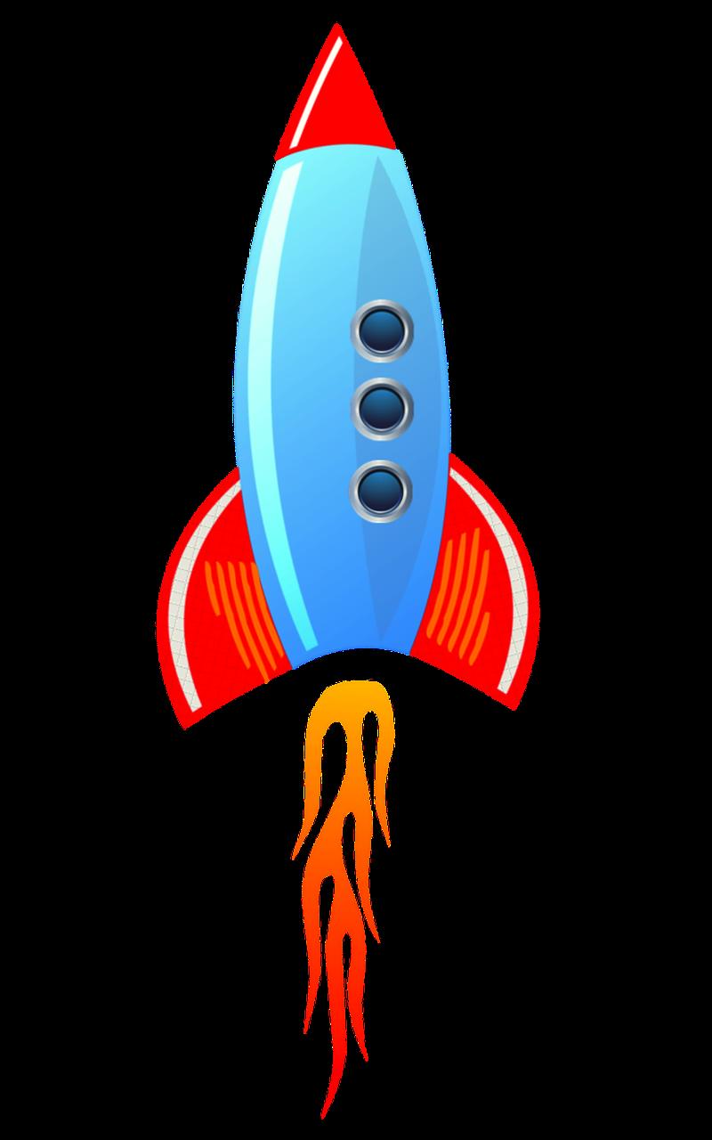 Картинки ракеты для детей, для выпускников