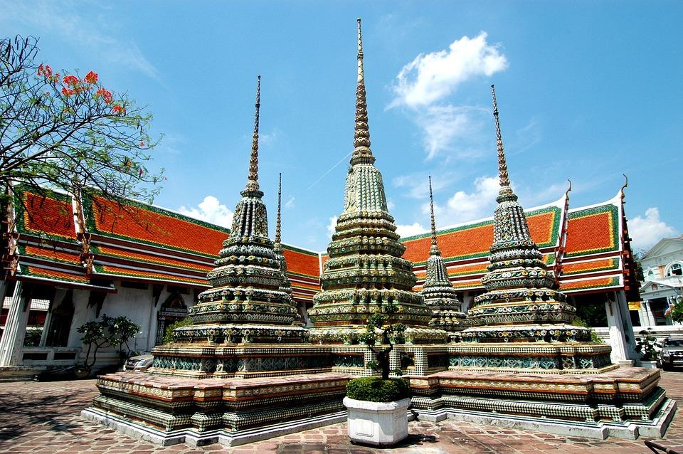 Free Photo Thailand Temple Buddhism Free Image On Pixabay - Thailand religion