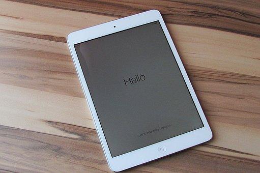 アップル, 計算されました, タブレット, タッチ スクリーン, モバイル