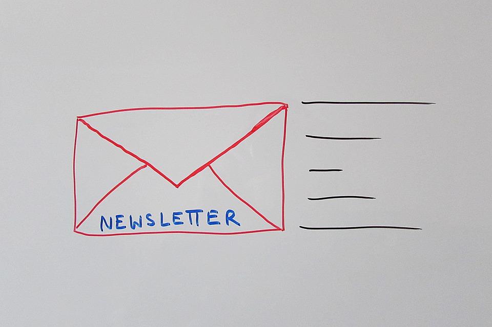 newsletter advertising