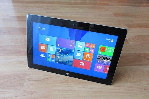 Windows 8, Internet, Online, Display