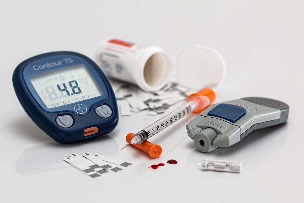 diabetes glucose kit