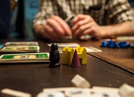 Board Game Settlers Of Catan Game Cards Di