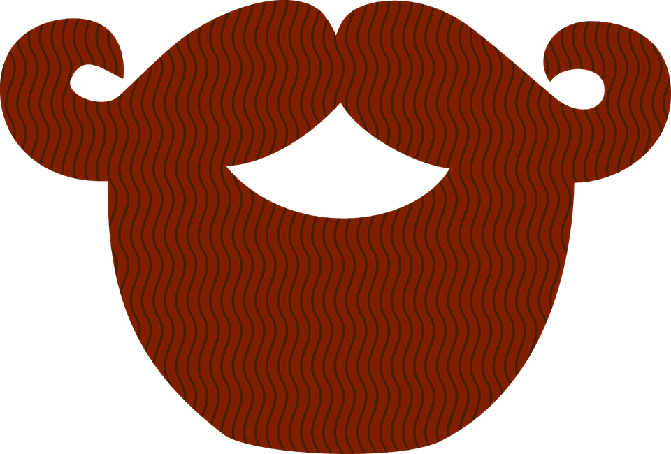 Beard Facial Hair · Free Vector Graphic On Pixabay